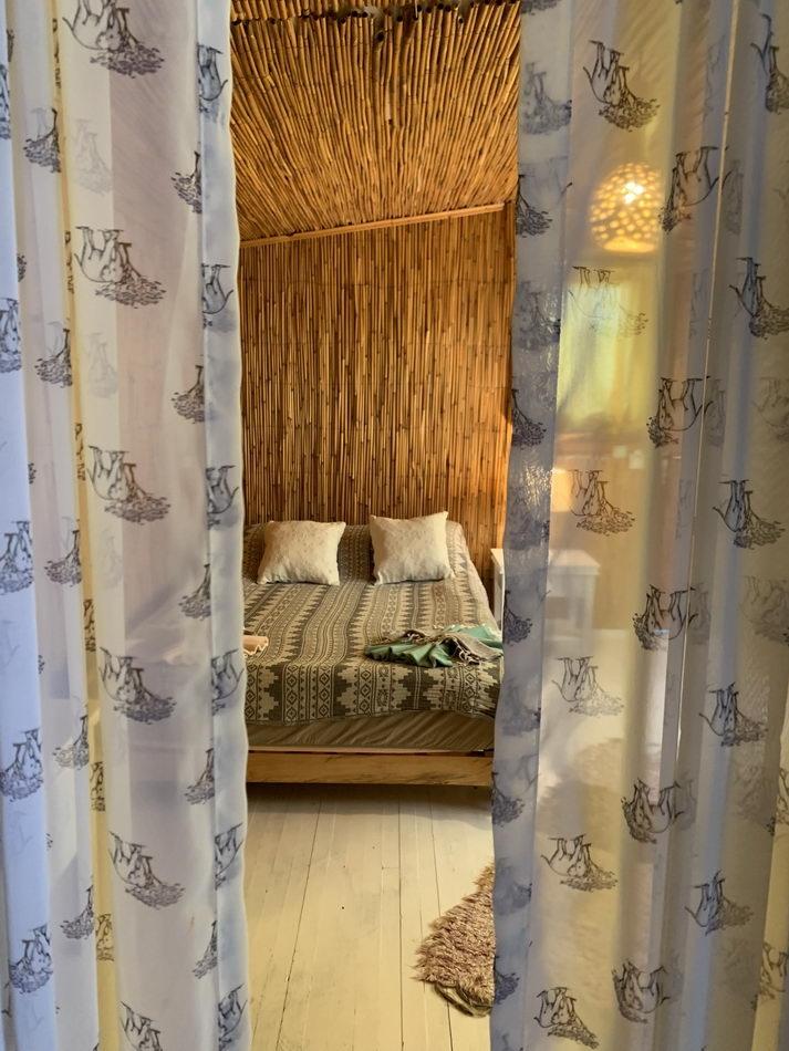 Bambu Hill Evi | Turan Hill Lounge
