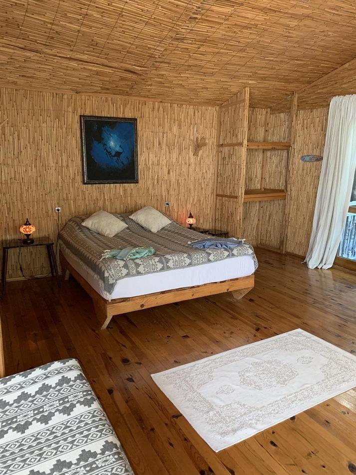 Bambu Villa | Turan Hill Lounge