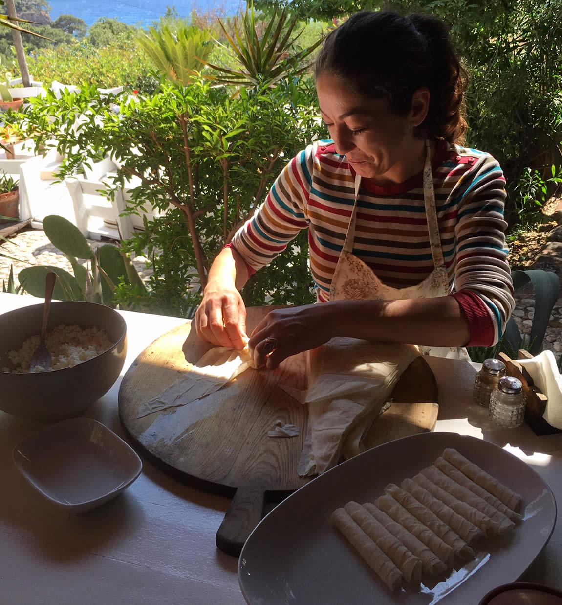Lokal ve Organik Yemek | Turan Hill Lounge