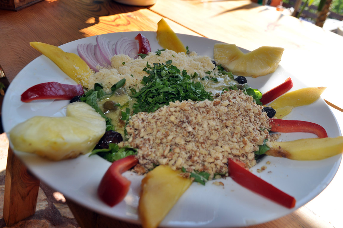 Kabak Vadisi'nin en iyi mutfağı ve A La Carte çeşitleri | Turan Hill Lounge